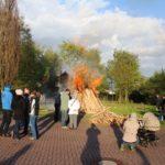 Osterfeuer und fünf Einsätze</br>Wochenende bei der Feuerwehr Bückeburg