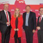 Karsten Becker weiter Parteivorsitzender</br>SPD mit Geschlossenheit und Zuversicht in zwei Wahlkämpfe
