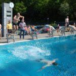 Eröffnung der 58. Bergbadsaison</br>100.000 Besucher sind ein Ziel