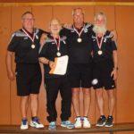 BSG Bossel-Team ist Niedersachsenmeister
