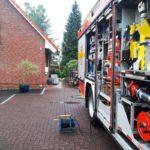 Überflutete Keller nach Starkregen</br>Neun Einsätze für Feuerwehr