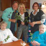 """Evergreens zum Mitsingen</br>Maibaumfest im """"Herminenhof"""""""