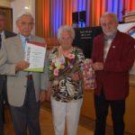"""""""Hände weg vom Seniorenzentrum!""""</br>Siedlergemeinschaft Röcke und Umgebung feiert 60. Geburtstag"""