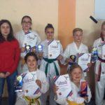 Erfolgreiche Taekwondo-Sportler