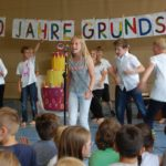 """""""Diese Schule gibt Hoffnung für die Zukunft""""</br>40 Jahre Grundschule Am Harrl"""