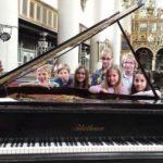 Bach-Stücke zum Geburtstag</br>Konzert der Klavierschüler in der Stadtkirche