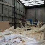 Fernseher für 30.000 Euro aus Lkw gestohlen