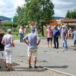"""Team """"S.K.alation"""" gelingt Titelverteidigung</br>Turnier der Boulefreunde"""