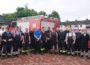 Feuerwehr kämpft gegen die Fluten</br>Brandschutz in der Stadt gewährleistet