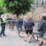 Mit dem Fahrrad um das alte Bückeburg