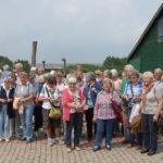 Heimatverein besichtigt Straußenfarm