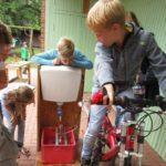 Naturphänomenen auf der Spur</br>Projektarbeiten an der Kita Unterwallweg