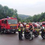 Einsatz für Kreisfeuerwehrbereitschaft</br>Hochwasser im Landkreis Hildesheim