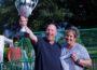 Andrea und Eckhard Spier gewinnen Pokal</br>Leitergolfturnier des Auerotts mit 48 Teams