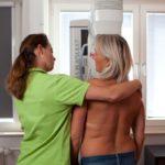 Früherkennung von Brustkrebs</br>Mammobil am Dr.-Witte-Platz