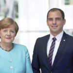 Angela Merkel kommt in die Region