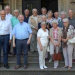 Nach 60 Jahren:</br>Treffen ehemaliger Blindow-Schüler im Palais