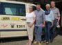 Zukünftig noch besseren Kundenservice</br>Fusion der Taxiunternehmen Abel und Büscher