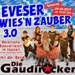 """""""Gaudirocker"""" beim Eveser Wies'nzauber</br>Kartenvorverkauf startet heute"""