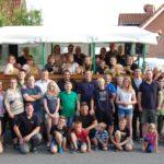 Trachtengruppe feiert Erntefest</br>Discoabend am Freitag zum Auftakt