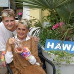 """Karibisches Flair im """"Herminenhof""""</br>Bewohner feiern Cocktailparty"""