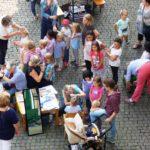 Großes Kinderfest des Bürgerbataillons</br>Bürgerkaffee mit Kinderchor der Märchensänger