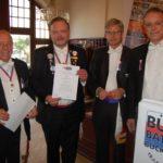 Bürgerbataillon übernimmt das Kommando</br>Fürst Alexander zum Oberleutnant befördert