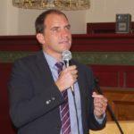 """""""Bei uns steht Gesetz über Religion""""</br>Vortrag von Maik Beermann (MdB) bei der Senioren-Union"""