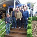 40 Jahre Tennisverein</br>Ehrung verdienter Mitglieder