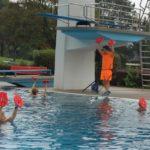Letzter Aqua-Fitness-Kurs im Bergbad</br>Abschwimmen am 17. September