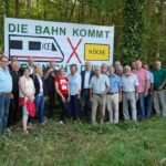 Kein trassenferner Neubau der Bahn</br>Eindeutige Festlegung im SPD-Regierungsprogramm