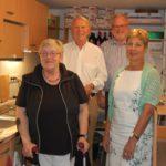 Freude über neue Küche</br>Museum dankt Sponsoren für Unterstützung