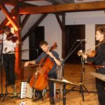"Sarah Brendel verzaubert Gäste</br>Musikalischer Genuss lockt Musikbegeisterte in den ""Gasthof Vehlen"""
