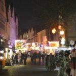 Gebrannte Mandeln und Ballons</br>Hinter den Kulissen des Herbstmarkts