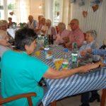 """Oktoberfest im """"Herminenhof""""</br>90 Bewohner erleben schönen Nachmittag"""