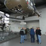 """Gästeführung im Hubschraubermuseum</br>""""Hubschrauberfliegen ist wie permanentes Anfahren am Berg"""""""