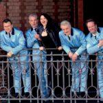 """""""Twist & Shout"""" im Rathaussaal</br>Konzert mit SUZIE & THE SENIORS"""