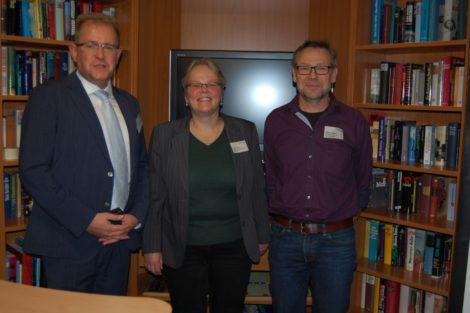 Krankheit führt verstärkt zu Armut</br>Sozialarbeitertagung in der Bückeberg-Klinik