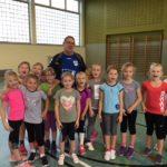 Handball-Aktionstag an der Grundschule