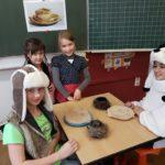 Frühstück im Pelz – ein Kunstgenuss</br>Kunstprojekt der Immanuel-Grundschule