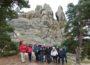 Auf dem Klosterwanderweg durch den Harz</br>Pfadfinder pilgern von Thale nach Goslar
