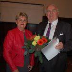 Ruth Harmening neue Vorsitzende</br>Senioren-Union ernennt Friedrich Pörtner zum Ehrenvorsitzenden
