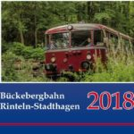 Kalender Eisenbahn Rinteln-Stadthagen