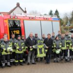 Neue Schutzausrüstung für die Feuerwehr