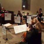Schulkonzert der Kreisjugendmusikschule