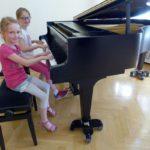 Klavierkonzert der Klasse von Olga Kasakova