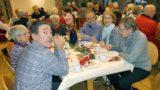 Weihnachtsfeier der Siedler