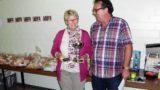 Gesamtsiegerin Brigitte Horstmann</br>Skat und Knobeln der Siedler