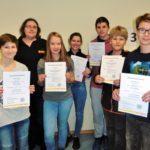 ASB schult 37 Schüler in der Ersten Hilfe