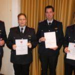 Feuerwehr leistet ehrenamtlich hervorragende Arbeit</br>Brennende Wahlplakate und Rettung von Kuscheltieren
